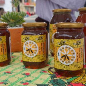Miel de abejas
